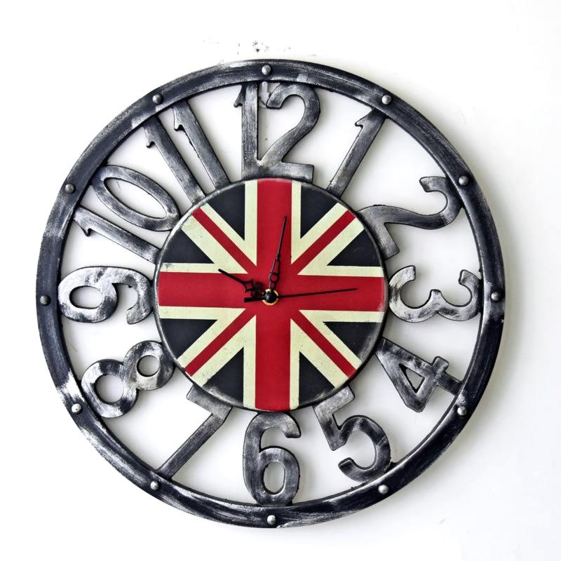 Buy retro wall clocks uk and get free shipping on AliExpress.com