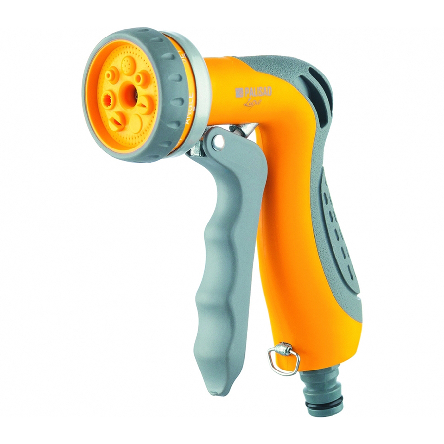 Spray gun PALISAD 65175 copper hot and cold bidet syringe small shower bidet toilet syringe faucet spray gun belt cold spray shower hose