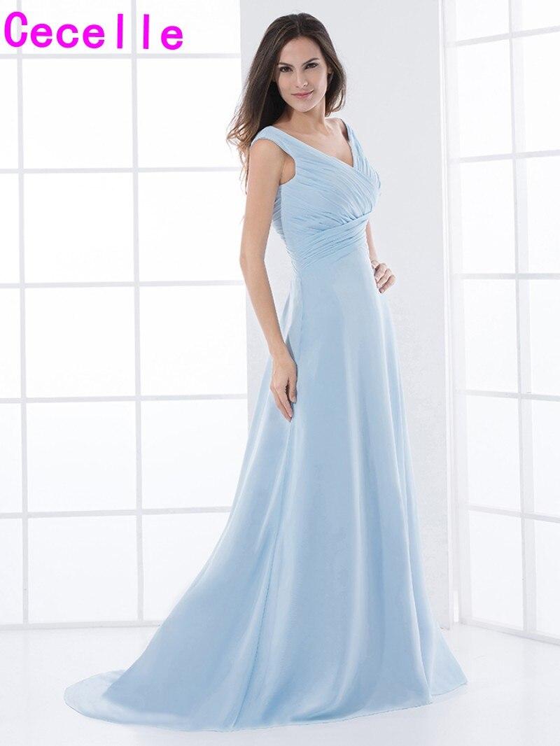 Ziemlich Blau Hochzeit Brautjungfernkleider Zeitgenössisch ...