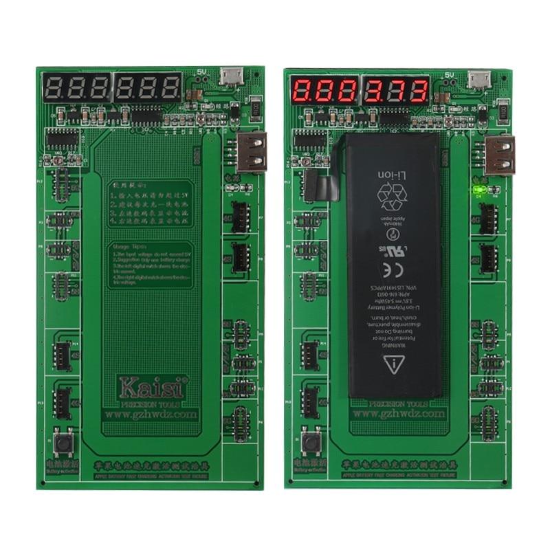 Ricarica della batteria e attivazione del pannello della scheda con - Set di attrezzi - Fotografia 2