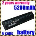 Jigu bateria do portátil para hp pavilion dv2000 dv2100 dv2200 dv2700 dv2800 dv2900 dv6000 dv6300 dv6700 hstnn-db42 hstnn-lb42