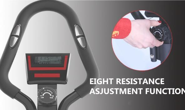 HTB1R8gKmnTI8KJjSsphq6AFppXan - Elliptical Trainer Stationary Bicycle Exercise Bikes For Home Gym crosstrainer Elliptical machines magnetic elliptical bike