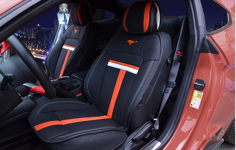 Remarkable 2010 2014 Mustang Gt500 Black Leather Rear Only Seat Covers Andrewgaddart Wooden Chair Designs For Living Room Andrewgaddartcom