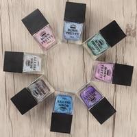 BORN PRETTY 10ml High Ingredients Holographic Nail Polish Super Shine Nail Art Vanish Shine In The