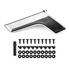 1 Set Left Driver Side Chrome Inside Interior Door Handle Repair Kit Fit for W204 X204