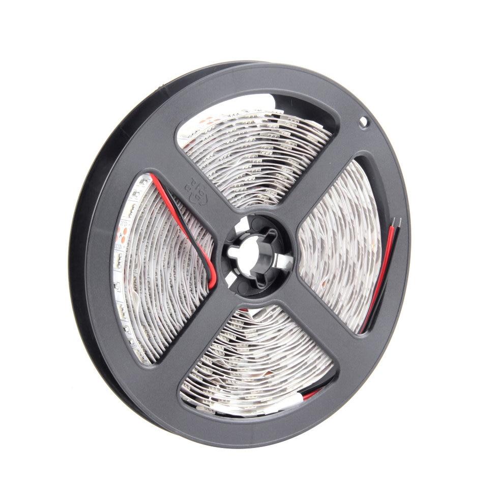 10 PCS 5M Blue 16ft 5050 SMD Non-Waterproof 300 LEDs Flexible Light LED Sticky Strip 12V 5 16ft 5050 smd rgb 300 светодиоды гибкие легких привели липкие газа 12в огня
