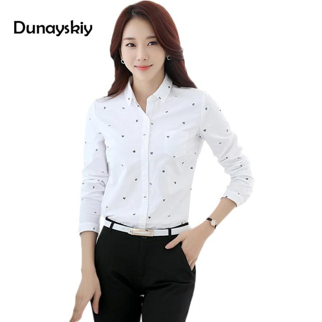 Blusa blanca mujer camisas primavera otoño encuadre de