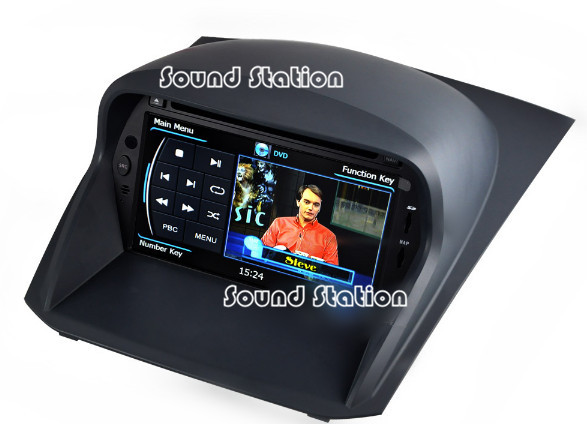 buy for ford fiesta 2009 2010 2011 2012 2013 autoradio car dvd gps navigation. Black Bedroom Furniture Sets. Home Design Ideas