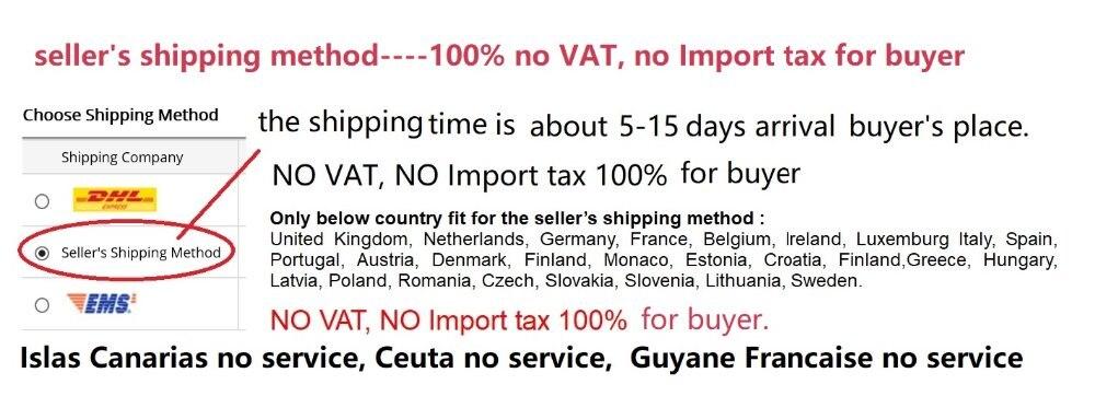 new no tax shipping