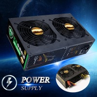 3300W 12 ETH Graphics Dedicated Power Supply Mining Cion For Ethereum Machine High Quality Computer Power