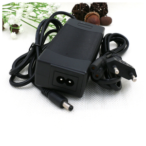 Image 1 - AERDU 6S 25.2V 2A 24V Battery pack Power Supply lithium Li ion batterites Charger AC 100 240V Converter Adapter EU/US/AU/UK plug