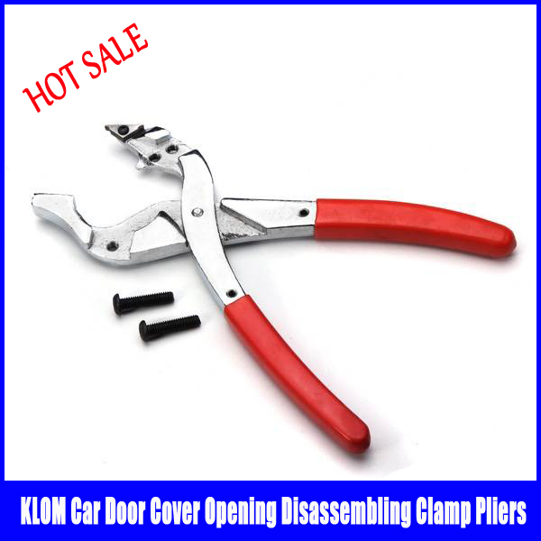 KLOM Car Door Cover Disassembling Clamp Pliers Locksmith Tools