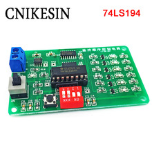 CNIKESIN Diy kit Pulse Sequence Control Circuit Kit 74LS194 Electronic Kit with Simulation DIY Training Suite