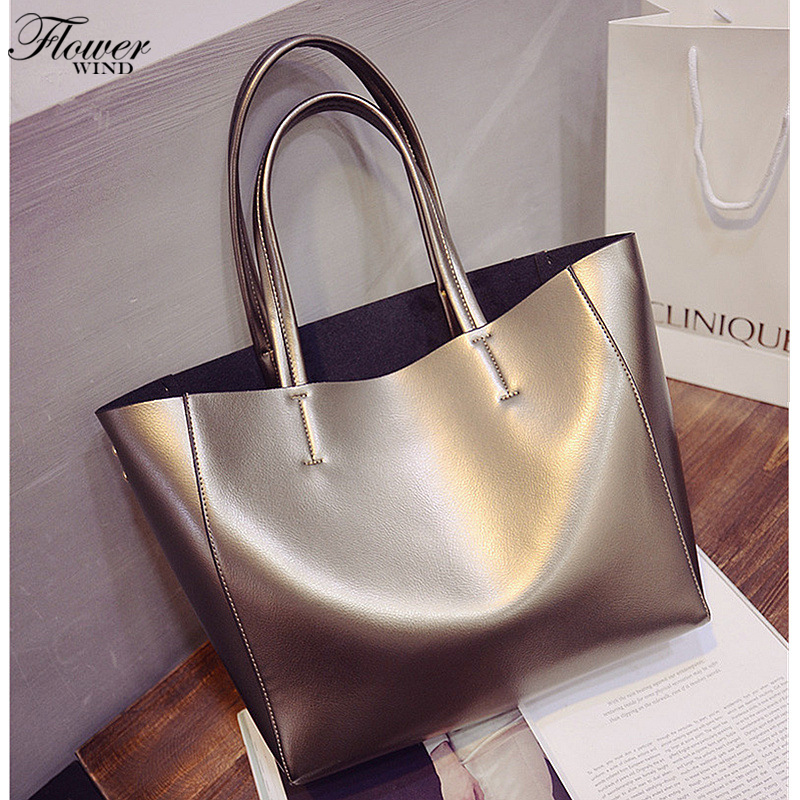 342f14f23b FLOWER WIND Charm in hands Women Leather Handbags Famous Brands Tote Luxury  Women Messenger Bags Lady Bolsa Pouch Handbags-in Shoulder Bags from Luggage  ...