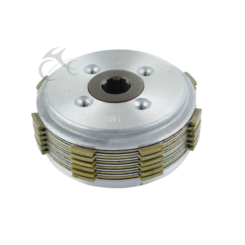 купить Center Clutch Pressure Plate Assembly For Honda Rebel CA250 CMX250 1996-2011 New по цене 3689.54 рублей