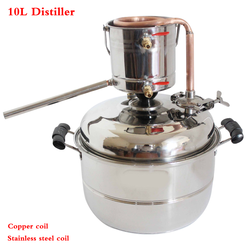 How to Make an Essential Oil Distiller from Kitchen