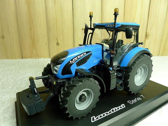 Редкие Изысканные Ланди ni серии s 7 Новая модель трактора REP 1:43 Сплава Коллекция Модель
