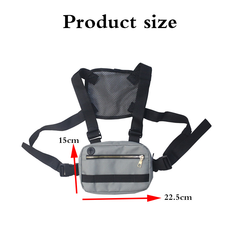 HTB1R8lSaYj1gK0jSZFOq6A7GpXaf - New Chest Bag For Men Tactical Vest Bag Casual Function Chest Rig Bags Streetwear For Boy Waist Pack Male Kanye 072002