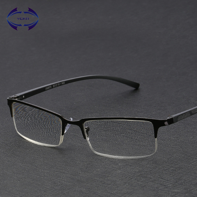 d3fd2801e57 VCKA Brand Designer Blue Light Proof Reading Glasses Men Women Anti-fatigue  Anti-radiation Presbyopia Eyewear Computer Workers