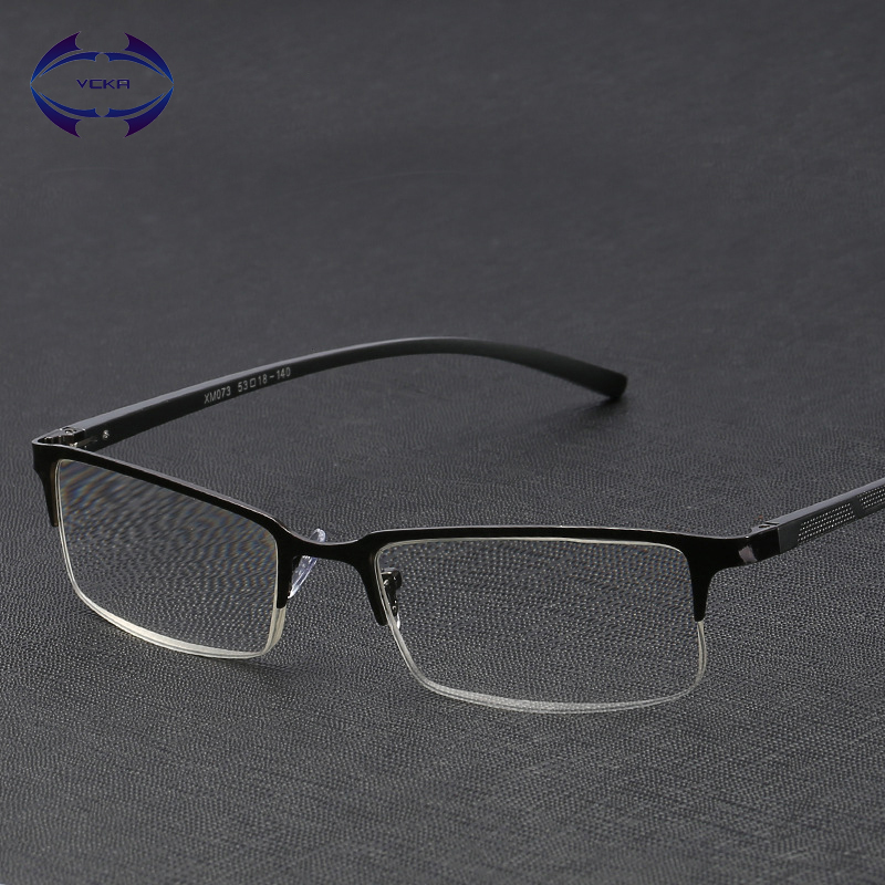 VCKA Brand Designer Blue Light Proof Reading Glasses Men Women Anti-fatigue Anti-radiation Presbyopia Eyewear Computer Workers