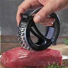 Мясной тендеризатор для стейка, свинины, свободная игла для мяса, профессиональные кухонные инструменты из нержавеющей стали, молоток для мяса