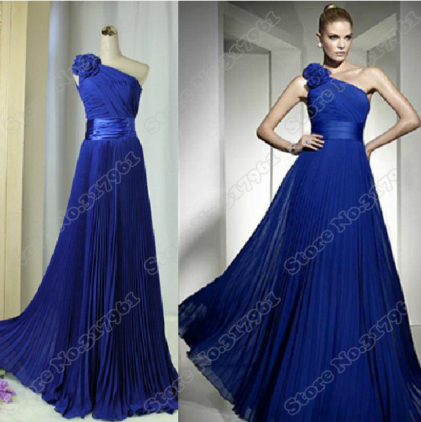 Discount Free Shipping Cwds078 One Shoulder With