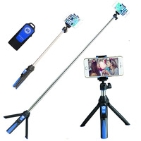 Selfie Stick Tripod Stand Bluetooth Extendable Holder Portable For Mobile Phone GDeals