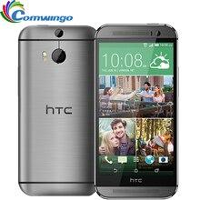 Оригинальный Разблокирована HTC ONE M8 16 GB/32 ГБ 2 ГБ RAM Quad-Core 2.5 ГГц 5.0 дюймов HD 1920*1080 4MP WI-FI NFC Android 4.4 Мобильный телефоны