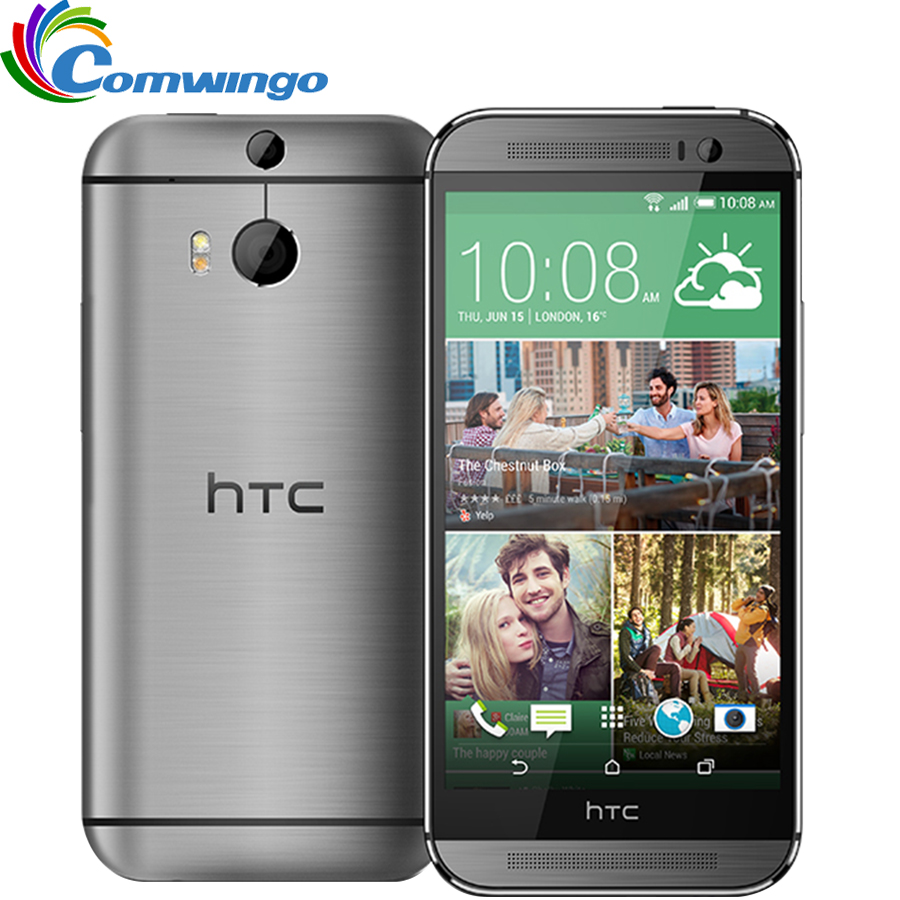Original Unlocked HTC ONE M8 16GB/32GB 2s