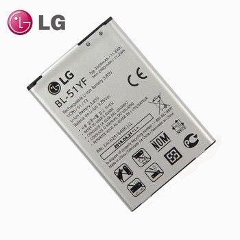 Original novo LG Bateria para LG G4 H815 BL-51YF H818 H810 VS999 F500 3000 mah