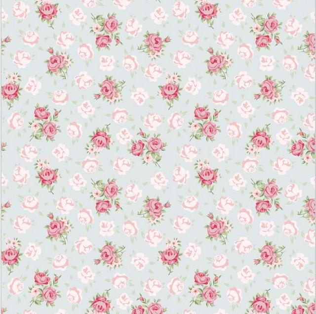 8x8ft luz flores rosa padro de cetim personalizado parede pano de fundo da foto fundo do