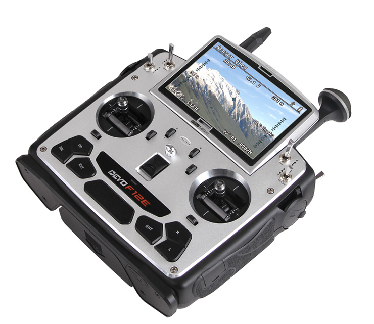 Walkera DEVO F12E 12 Channel FPV Radio Transmitter with 5
