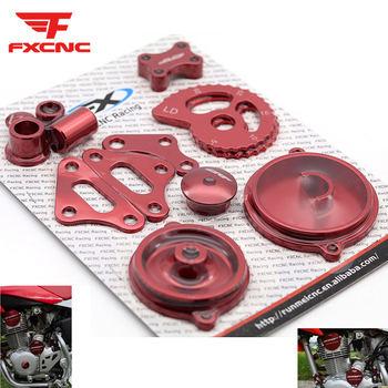 For Honda CRF230 All Years Aluminum CNC Motorcycle Kit Engine Modify Parts Kit Personaliza Protect Protection Motorbike Set