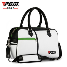 PGM new golf clothing bag PU bag large volume of clothing bag factory direct sales