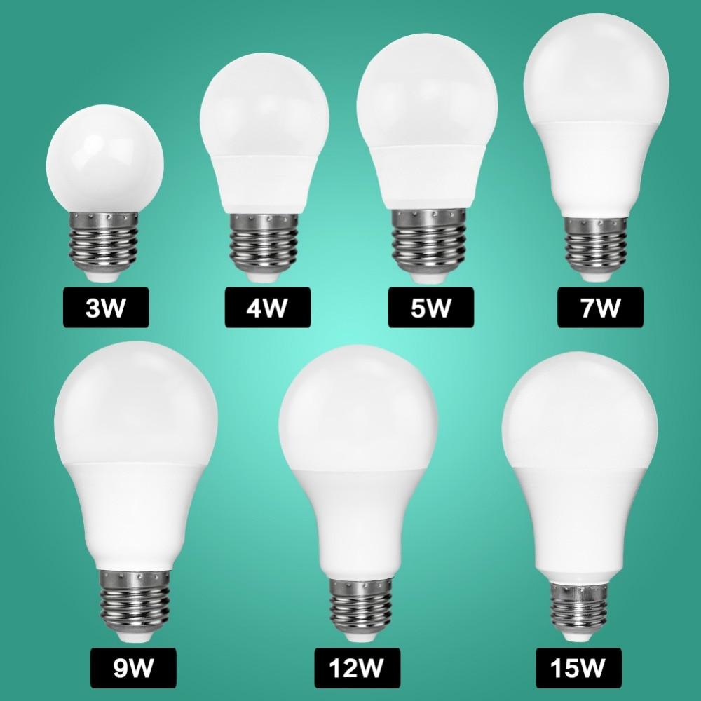 Led Light Cfl Bulbs
