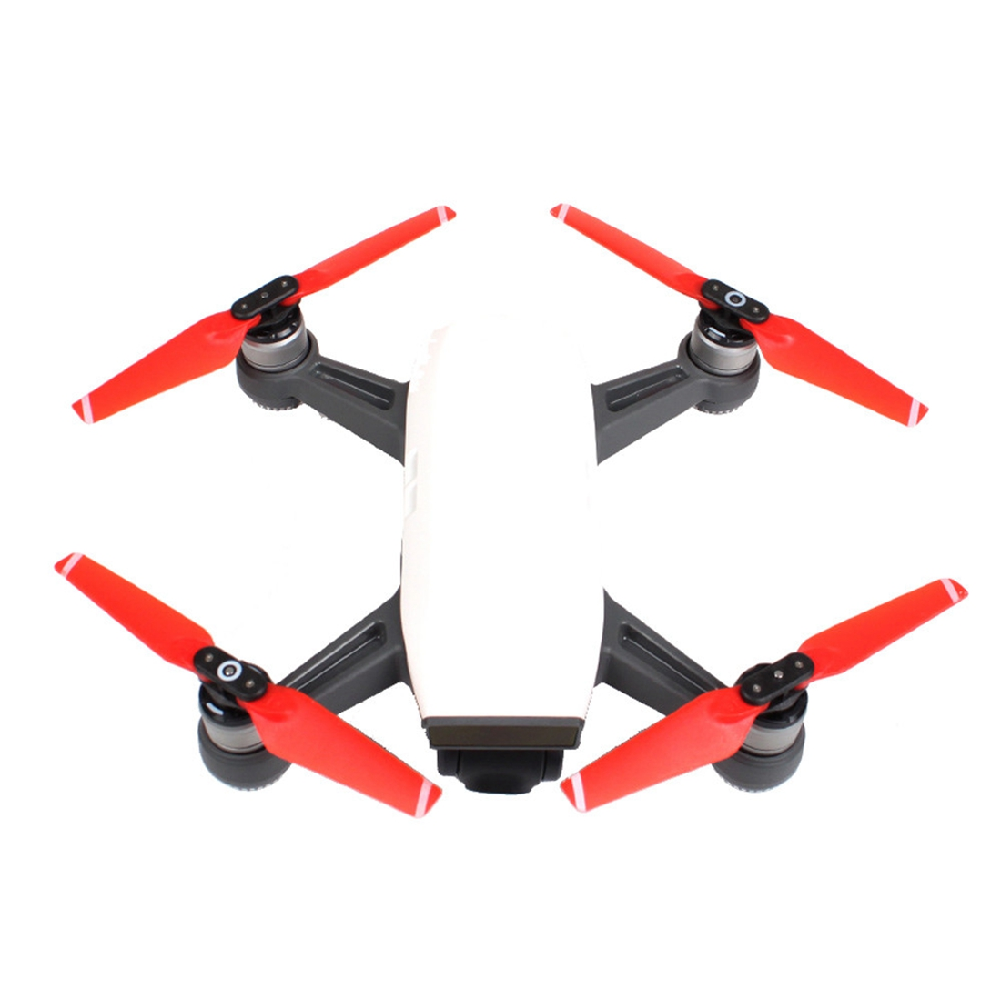 2 par 4730f cuchillas Hélices de liberación rápida plegable plástico Hélices S para DJI Spark RC drone Accesorios