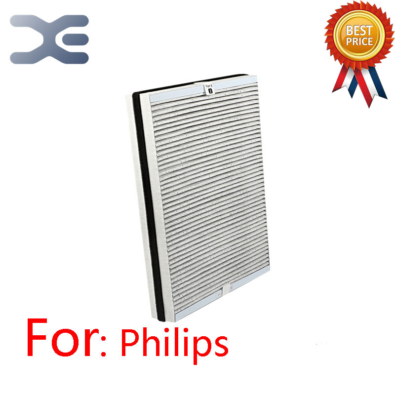 Adaptation For Philips AC4091 Air Purifier AC4187 Formaldehyde Hepa Filter Air Purifier Parts 3pcs lot ac4141 ac4143 ac4144 filter kit for philips ac4072 ac4074 ac4083 ac4084 ac4085 ac4086 ac4014 acp073 air purifier parts