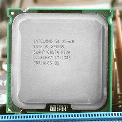Intel Xeon X5460 LGA 775 Processor (3.16 GHz/12 MB/1333 MHz/LGA771) 771 untuk 775 CPU Bekerja Pada 775 Papan Utama Garansi 1 Tahun