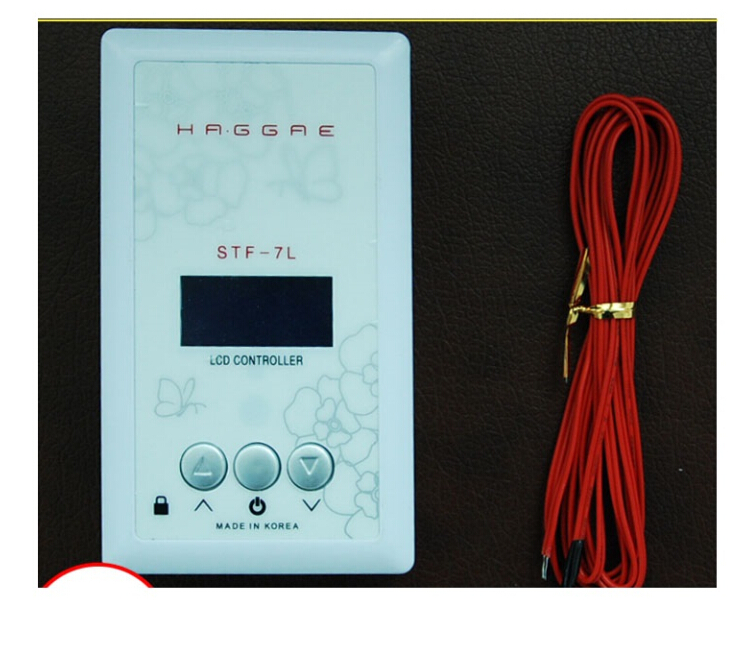 STF-7L sweat steam room thermostat / electric floor heating electric film temperature controller floor heating thermostat temperature control switch electric film thermostat electric geothermal uth 170r