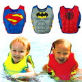Baby Swim Vest Child Swimming Learning Jacket Ring Infant Life Jacket Kids Cartoon Floatable Swimsuit Boy Girl Cool Rafting Vest