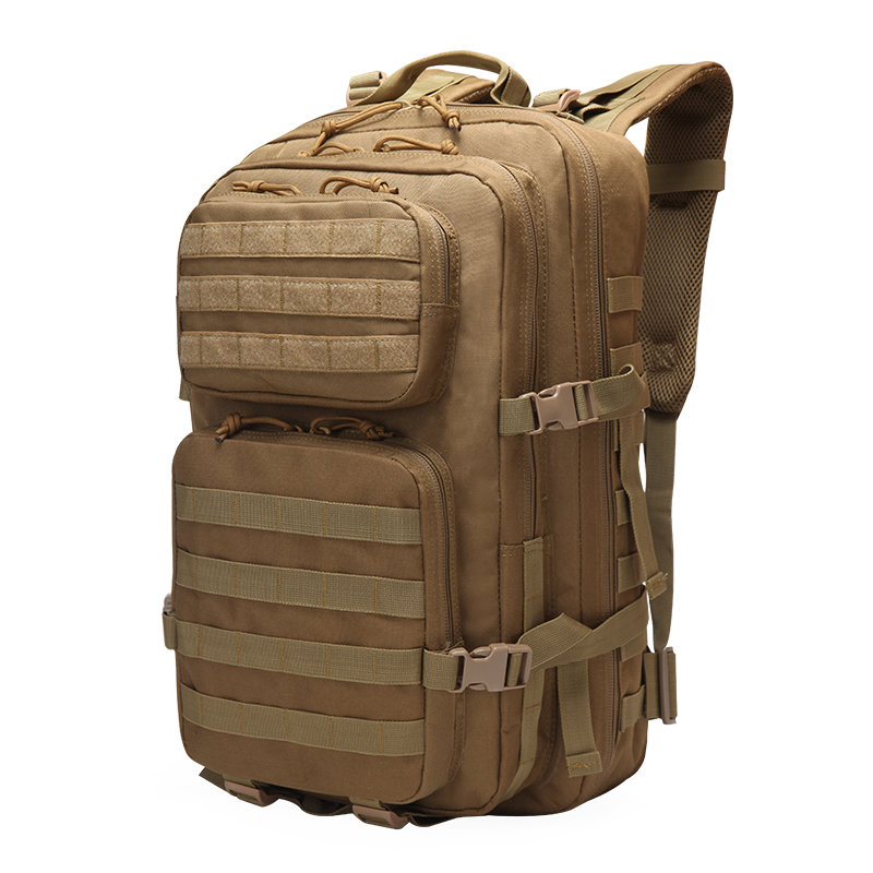 Military Tactical Assault Pack Backpack Army Molle Waterproof Bug Out Bag  Small Rucksack for Outdoor Hiking ee5b88fc68dfd