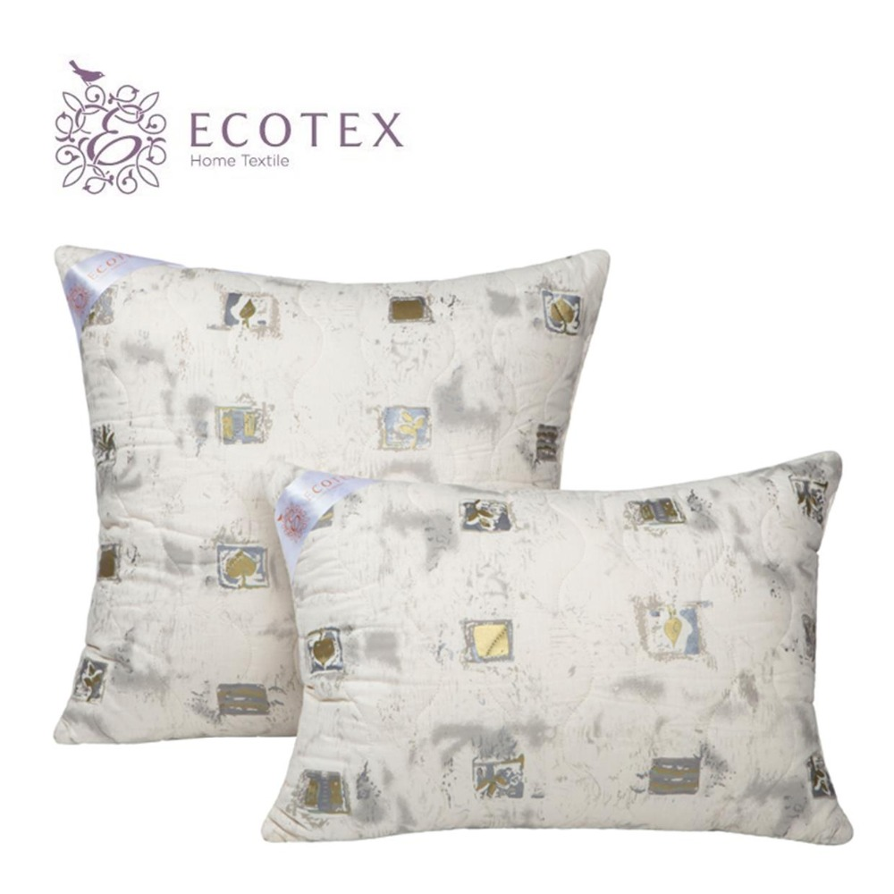 Pillow Argo collection Premium. Production company Ecotex(Russia). monoclonal antibody production