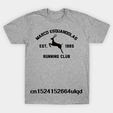 0aa2d2a1201 100% Cotton O-neck Custom Printed Tshirt Men T shirt Marco Esquandolas  Runninger Club - Phish Women T-Shirt