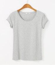 Модная летняя футболка Для женщин топы Письмо печати футболки женские футболки футболка