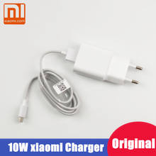 Xiaomi Charger Original For Redmi 7 6 5 6a 5a 4a Note 5 Pro mi 3 4x S2 4 10W EU Plug Mobile Phone charger charge for samsung(China)