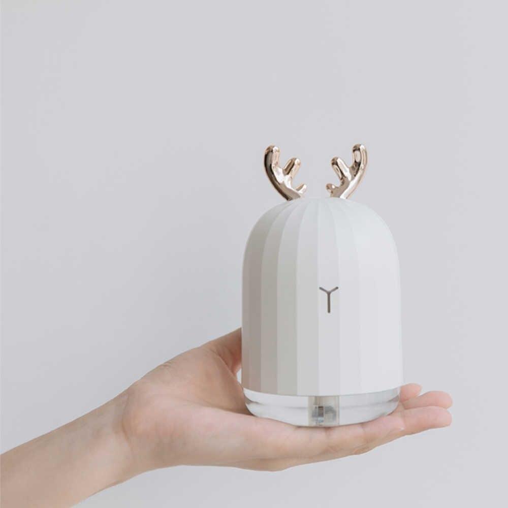 Высокое качество 220 мл ультразвуковой увлажнитель воздуха Арома эфирные масла диффузор для дома автомобиля USB Fogger тумана с светодиодный ночник