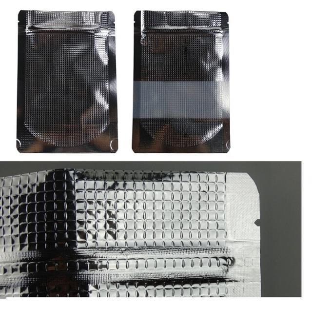 Aluminum Foil Pouch with Transparent Window