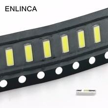 100pcs 4014 Replace 4020 SMD LED Beads Cold white 0.5W 3V 150mA For TV/LCD Backlight LED Backlight High Power LED