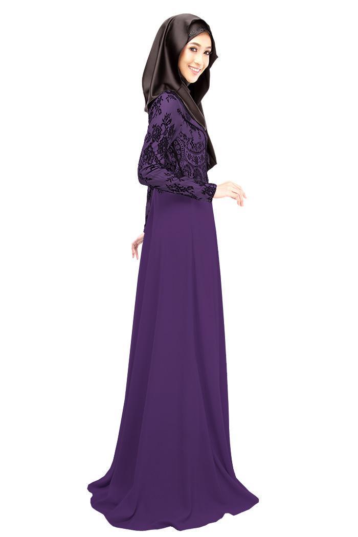 Dinner Dress For Plus Size Muslimah Dressed For Less