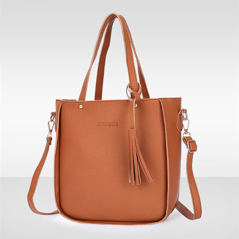 Women Top-Handle  Composite 3-Set Bag 20